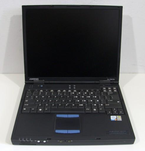 Compaq N610c P4M 2ггц 1ГБ 30GB DVD RS232 LPT GW FV