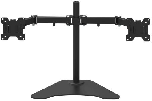 Biurkowy Obrotowy Uchwyt Na Dwa Monitory 10 27 Sklep I Monitory Komputerowe Allegro Pl