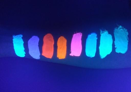 Paintglow Farby Do Twarzy I Ciala Uv Zestaw 8szt 7483074046 Allegro Pl