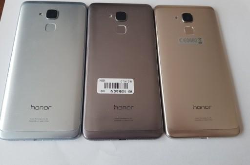 Obudowa Huawei Honor 7 Lite Nem L21 Klapka 8344735845 Sklep Internetowy Agd Rtv Telefony Laptopy Allegro Pl