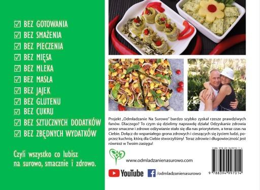 В СЫРОМ ВИДЕ - 100 РЕЦЕПТОВ - НОВИНКА!