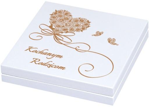 Zaproszenie Prosba O Blogoslawienstwo Rodzicow P83 8771445265 Allegro Pl