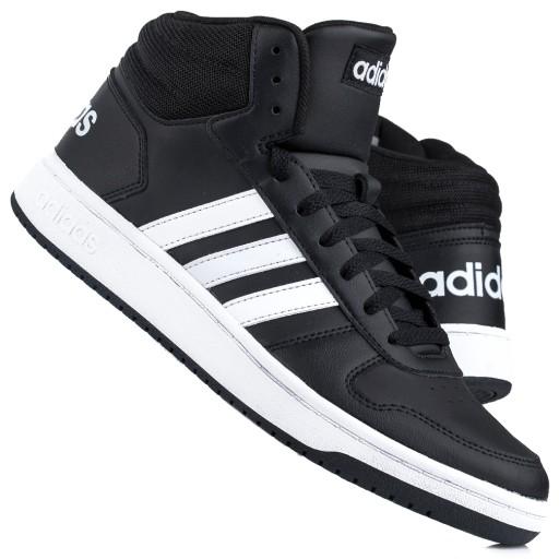 Buty męskie Adidas Hoops 2.0 MID BB7207