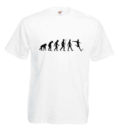 Koszulka Fifa Ewolucja Piłkarz Piłka Nożna L 8905875657 Odzież Męska T-shirty DT XPVWDT-5