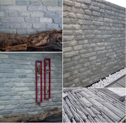 Kamień Naturalny Na ścianę Elewacyjny Szary 6613080982 Allegro Pl