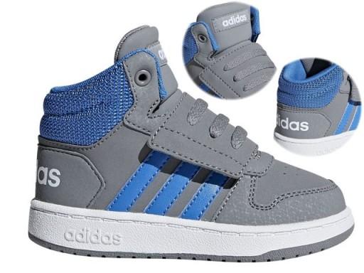 Buty za kostkę firmy Adidas 25,5 dzieciece