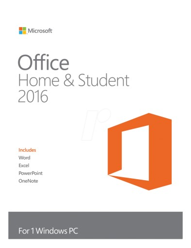 Microsoft Office 2016 Home and Student PL