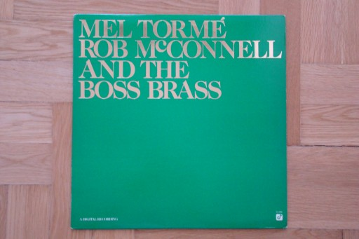 MEL TORME, ROB MCCONNELL AND THE BOSS BRASS, USA