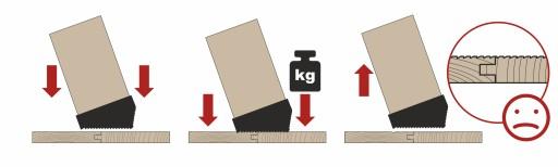 Schody Strychowe EXTREME 76mm 90x60 60x90 +GRATIS