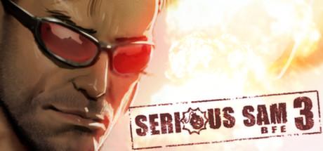 Serious Sam 3: BFE steam KOD KLUCZ