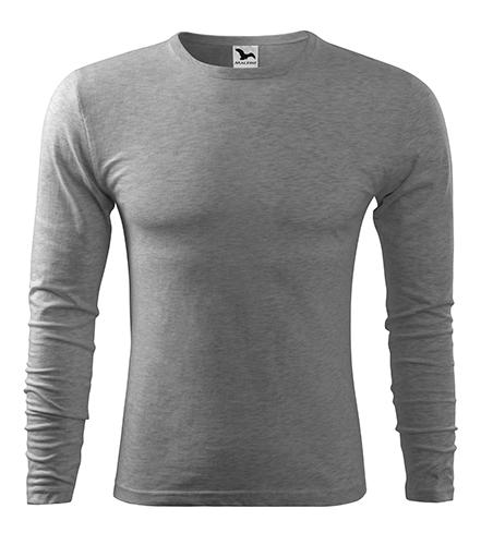 Koszulka męska dopasowana długi rękaw Adler XL 9657982296 Odzież Męska Koszulki z długim rękawem CH OTQMCH-7