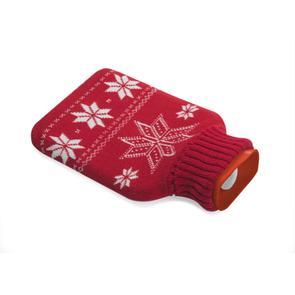 Termofor świąteczny KOMFI ze sweterkiem