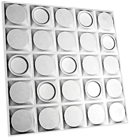 Panele ścienne Dekoracyjne Sudoku 3d Producent