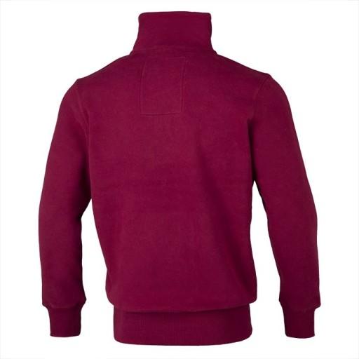 Bluza męska Pit Bull Small Logo 18 Half Zip r.XXL 7836858886 Bluzy Męskie Bluzy UR TQESUR-8