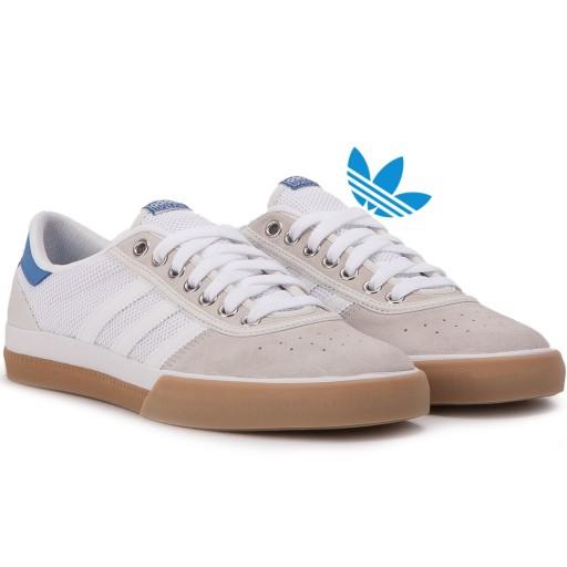 275c972a0 Buty Adidas Lucas CQ1101 biale Sneakersy Retro 41 7874048911 ...