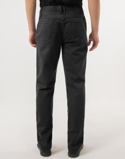 Spodnie Męskie Bawełniane BRIDLE N201 80 cm stalow 9648897784 Odzież Męska Spodnie BP ZDHWBP-2
