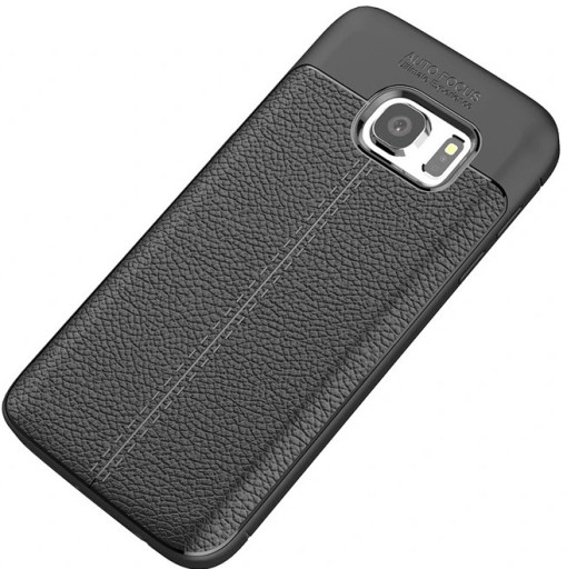 ETUI SKIN TPU DO SAMSUNG GALAXY S7 EDGE +SZKŁO