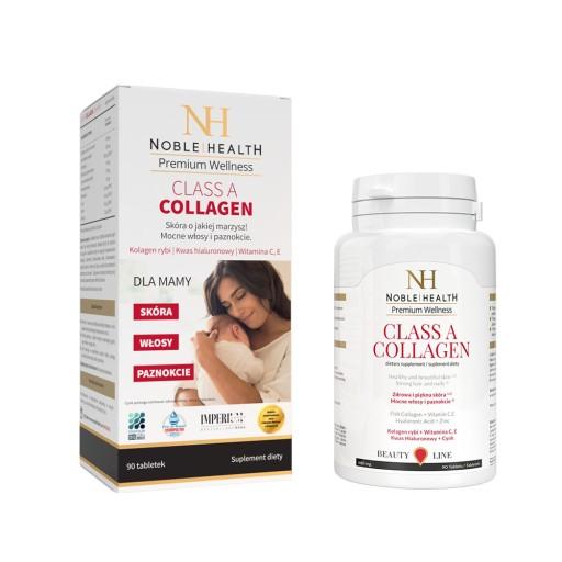 Noble Health Class A Collagen Dla Mam Piekna Skora 8334062675 Allegro Pl