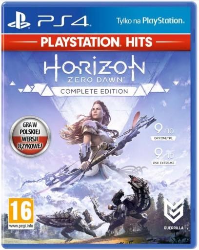 Horizon Zero Dawn Edycja Kompletna Ps4 Pl Dubbing Stan Nowy 7683622437 Allegro Pl