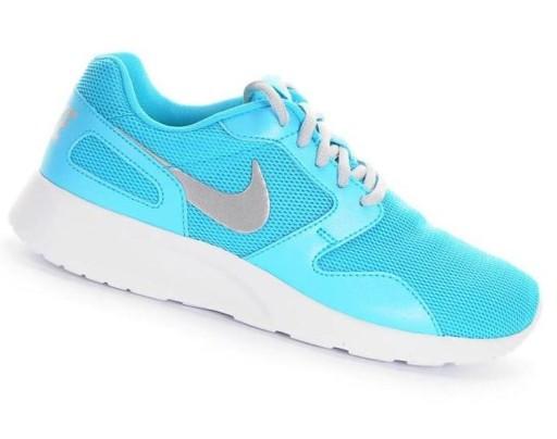 buty nike damskie błękitne