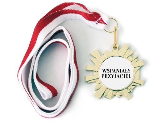 Medal Sloneczko Przyjazn Przyjaciel Prezent 7826951555 Allegro Pl