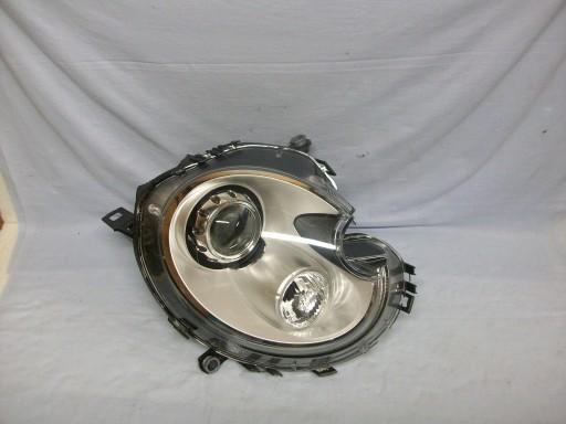Lampa Prawa Mini One R56 Cooper Bi-Xenon Skretny