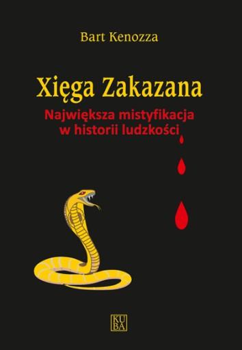 Xięga Zakazana - Bart Kenozza