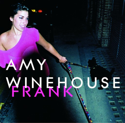 AMY WINEHOUSE Frank [LP] WINYL ^