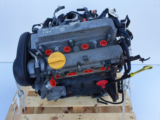 SILNIK Opel Vectra C 1.8 16V 125KM test Z18XE