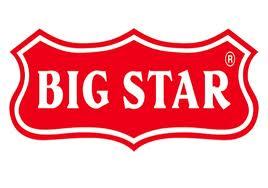 BIG STAR CZARNE TRAMPKI 38 FF274209 9072476606