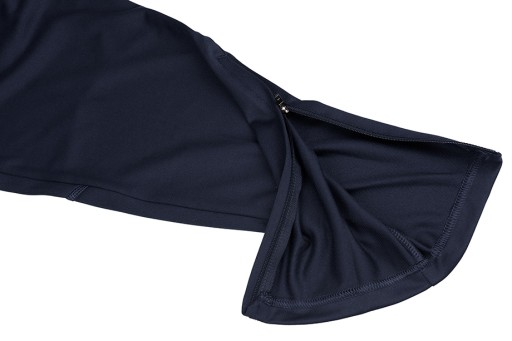 Spodnie męskie Nike Dri-FIT Academy Pant granatowe 10576032032 Odzież Męska Spodnie AM ULAZAM-4
