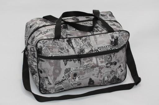 Torba Sportowa, Podróżna RYANAIR Bagaż Podręczny