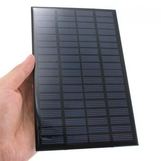 Panel fotowoltaiczny 6V bateria słoneczna ogniwo