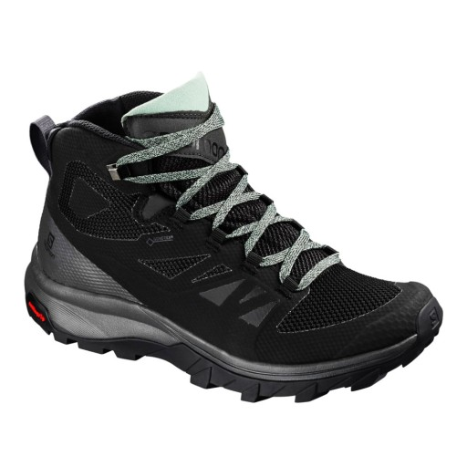 BUTY SALOMON OUTLINE MID GTX W MAGGREEN R. 38 7969753384