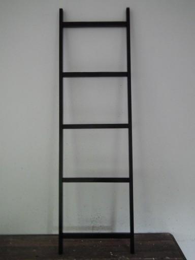 Dekoracyjna Drabina Drewniana Półka 150cm Kolory