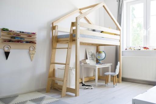 łóżko Na Antresoli Talo D10 80x190cm