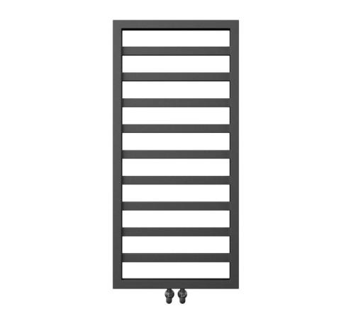 Grzejnik Lazienkowy Modern 980 530 Czarny Mat 431w 7913016074 Allegro Pl