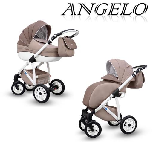 Wozek Wielofunkcyjny Angelo Wiejar Promocja 3w1 8340009821 Allegro Pl