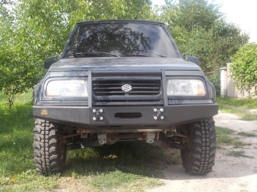 Zderzak Suzuki Vitara Off Road W Czesciach Kuczow Allegro Pl