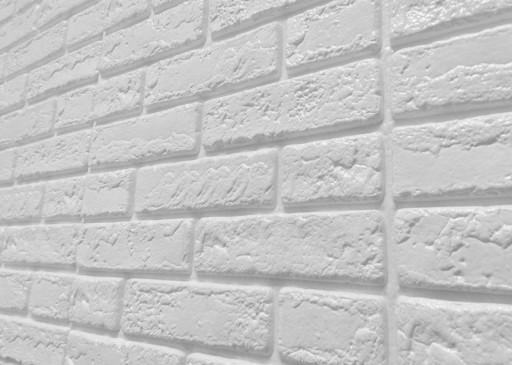 Tapeta Panel Cegla Cegielki Biala 3d Samoprzylepna 9292470678 Allegro Pl