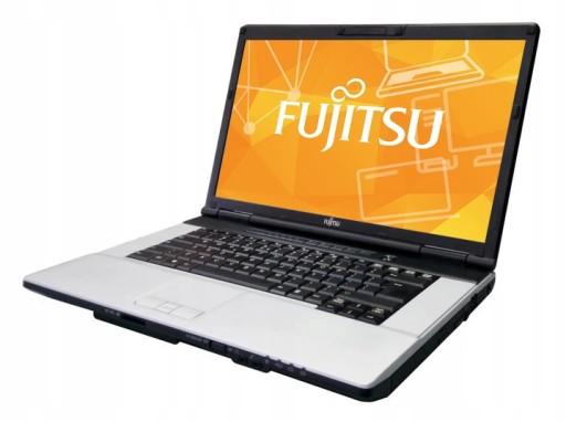 JAPOŃSKI LAPTOP FUJITSU E752 i5-3210M 4GB 500GB W7