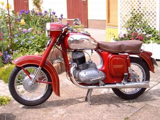 JAWA 250 MODULIS 353 kyvacka 1959 r VISOS DALYS