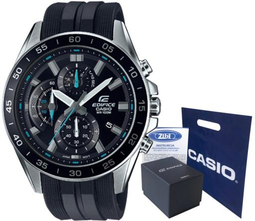 Zegarek Casio EDIFCE EFV-550P -1AVUEF hologram