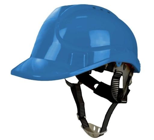 Helm Kask Ochronny Budowlany Z Paskiem 4 Punktowy 7602084217 Allegro Pl