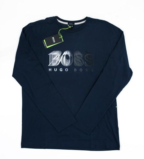 Hugo Boss Green T-Shirt męski roz XL mientus/Łódź