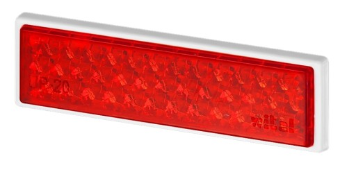 THE LAMP RECTANGLE NA TASME RED SMALL UP-20