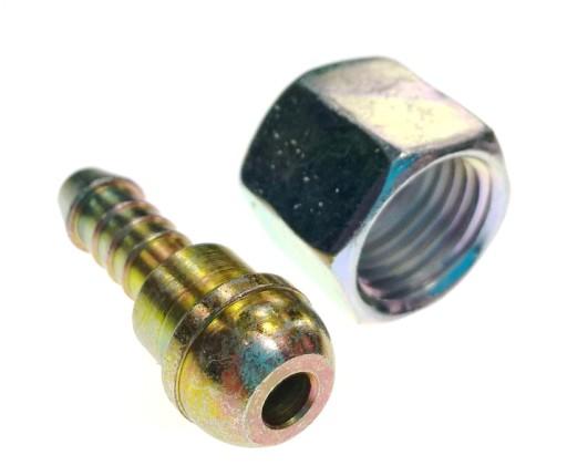 RINKINYS NYPEL NA ZARNA (SLANGA) 4-5mm + VERZLE M12x1,5