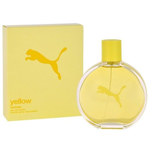 puma yellow woman