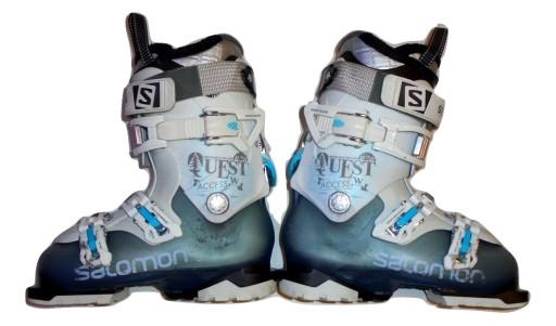 Buty narciarskie SALOMON QUEST ACCESS 70 23,5 (37)
