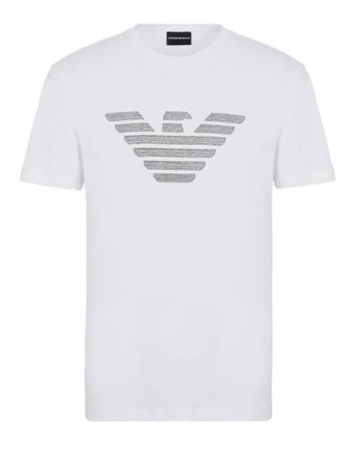 Emporio Armani koszulka T-Shirt NOWOŚĆ roz: XL 10753822095 Odzież Męska T-shirty RG OUNWRG-5